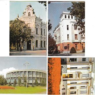 Календарики 1986 Краснодар