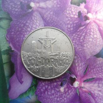 Польша 10000злотых 1990г