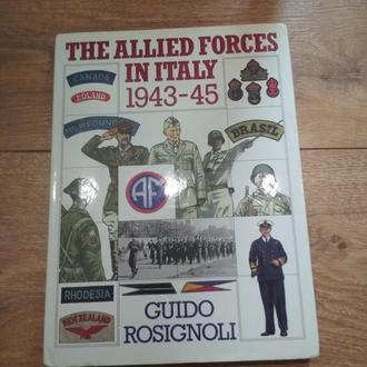 Книга Союзные войска в Италии, 1943-1945