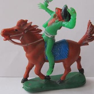 индеец на коне