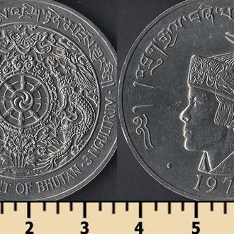 Бутан 3 нгултрум 1979