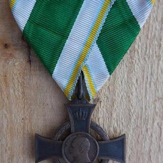 Крест военных заслуг (Саксония) Состояние СУПЕР.