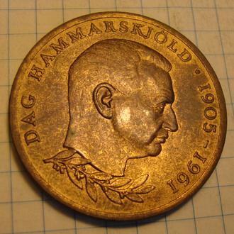 Памятная медаль Дания - 1962