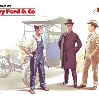 ICM - 24003 - Генри Форд и Ко - 1:24