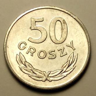 50 грош 1985 года Польша - СОСТОЯНИЕ !!! - а2