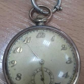 часы карманные revue Швейцарские 18 век.