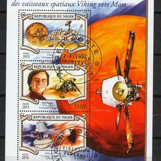 Нигер 2015 Космос Программа МАРС Спутники Планеты МЛ