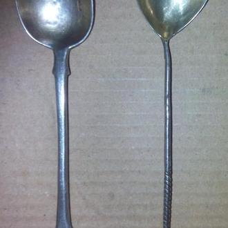 Ложки чайні царські проба 84 срібло (царизм)