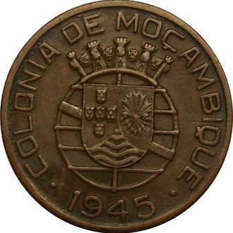 Португальський Мозамбік 1 escudo 1945   B278