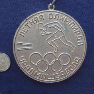 Олимпиада Уралмаша. 1 м.