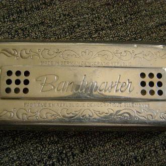 Губная гармошка Bandmaster