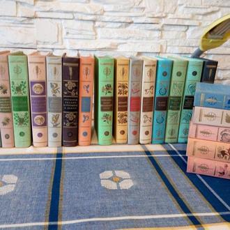 """Книги *Библиотека мировой литературы для детей* Москва, 53 тома, """"Детская литература"""", 1976-1987"""