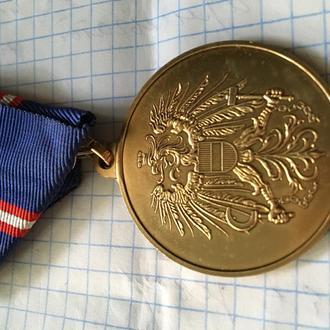 """Медаль """"За готовность к военной службе"""" Австрия"""