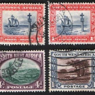 Южная Африка. Британская колония. Местные виды