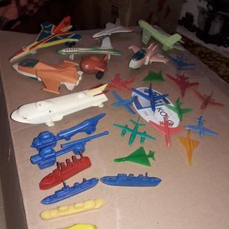 самолетики кораблики однимлотом