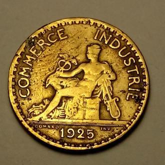 1 франк 1925 года Франция !!! а2