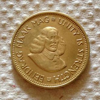 1/2 цента, 1961 г ЮАР