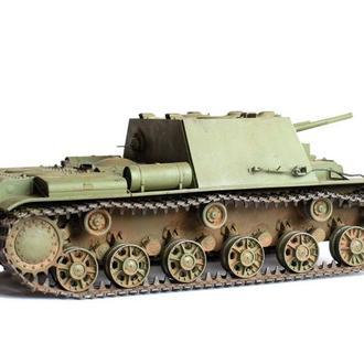 КВ7 модель в 35м масштабе