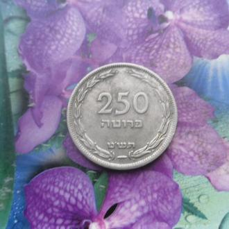 Израиль 250прут 1949г