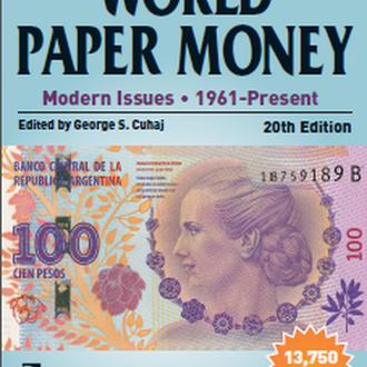 Каталог бумажных денег всего Мира KRAUSE