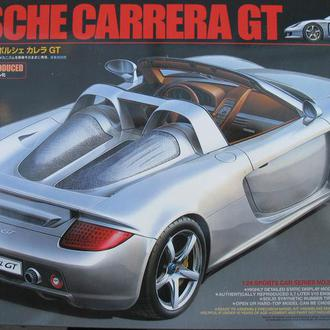Сборная модель автомобиля Porsche Carrera GT 1:24 Tamiya 24275
