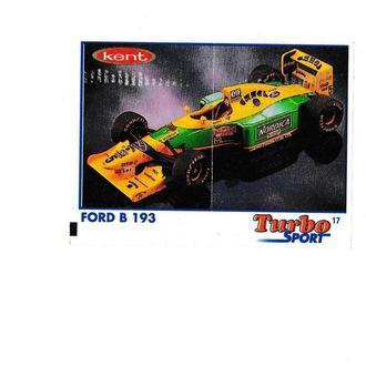 Вкладыш Turbo Sport 17