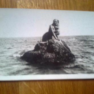 КРЫМ. МИСХОР.РУСАЛКА.№10 1959 ГОД ТИР15 000