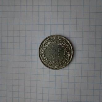 2 франка 1978