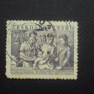 ЧССР 1952 негаш.