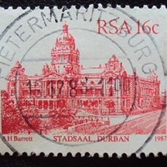 Южная Африка 1987г
