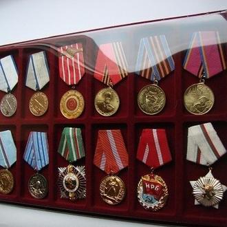 Палета для орденов, медалей