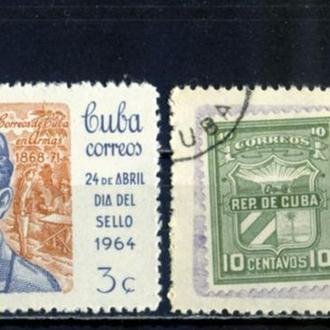 Куба. День печати (серия) 1964 г.