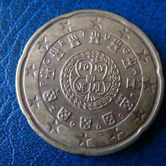 Португалия 20 центов 2009