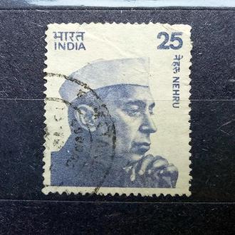 Индия, Неру, 1976г.