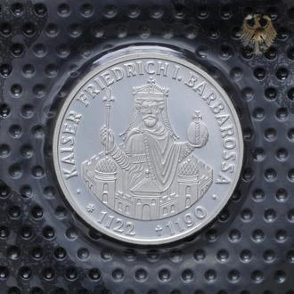 10 Марок 1990 Барбосса,(10) Германия ФРГ Пруф