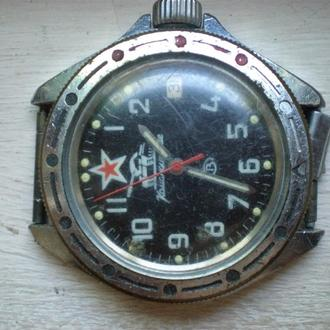 часы Восток Командирские рабочий баланс 03061