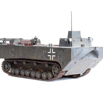 Land-Wasser-Schlepper II-Prototype модель в 35м масштабе