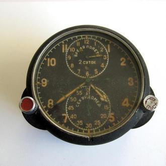 ЧАСЫ авиационные = АЧС 1 = из СССР