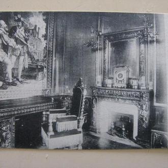 Старая открытка Франция 1900-1920 года Чистая!