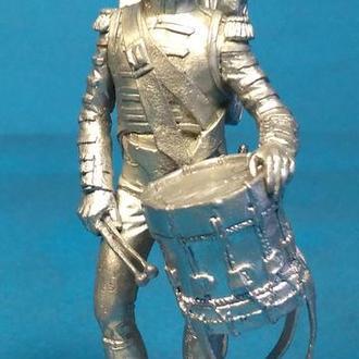 Барабанщик гренадер линейной пехоты, 1809-1812