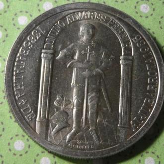 Португалия 1985 год монета 100 эскудо !