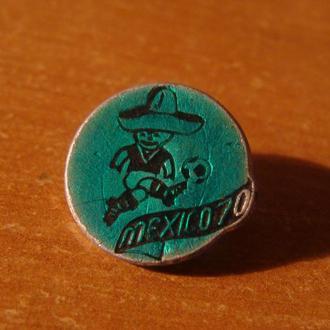 Чемпионат мира по футболу Мехико 7