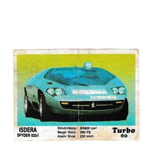 Вкладыш Turbo 89