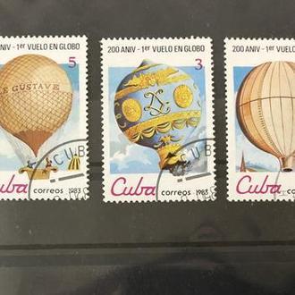 1983. Куба. Авиация