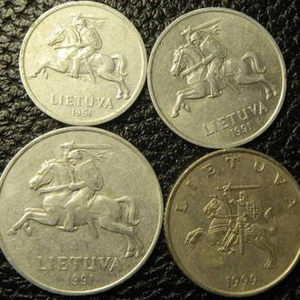 Монети Литви
