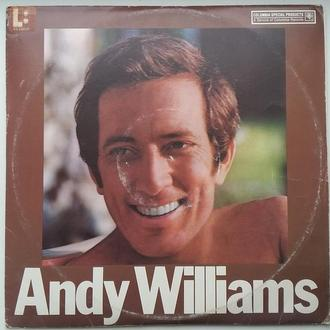 ANDY WILLIAMS  3LP  VG++/VG
