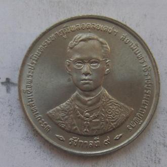 ТАИЛАНД, 1 бат 1996 г. (50-летие правление короля Рамы IX).