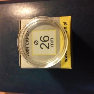 Капсула 26 мм - под 1 грн. Marcia Shultz НОВАЯ