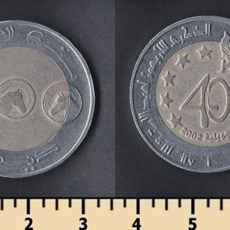 АЛЖИР 100 ДИНАРОВ 2002