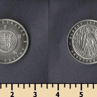 Венгрия 2000 форинтов 2018